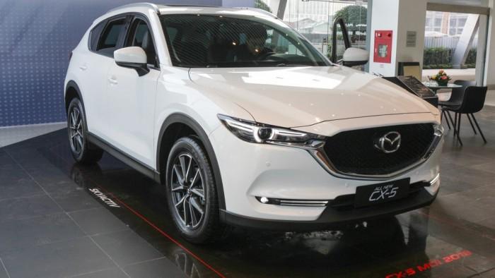 Mazda Cx 5, giá tốt, chính sách hấp dẫn 7