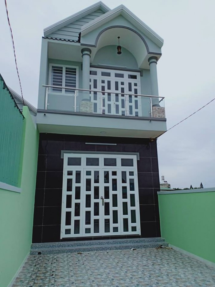 Bán Nhà Lầu Mặt Tiền Đường Nhựa Tại Phường Tân An, Tp Thủ Dầu Một, Bình Dương