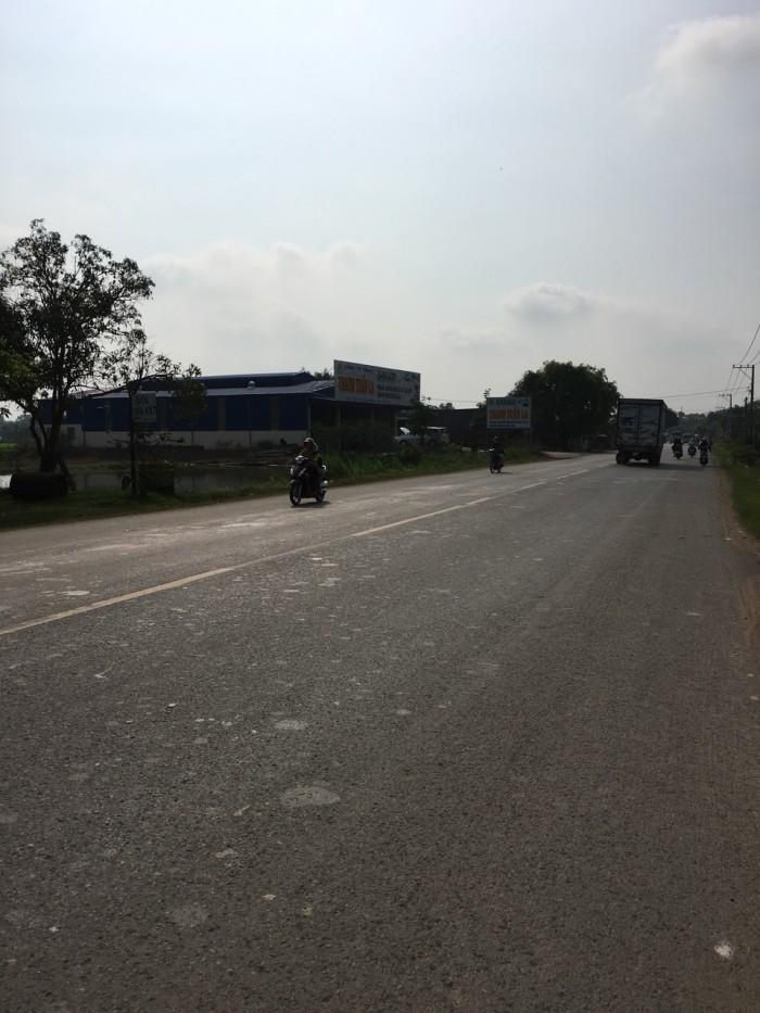 Cần bán gấp lô đất 5x17 giá 530tr ở Hậu Nghĩa đường Nguyễn Trọng Thế