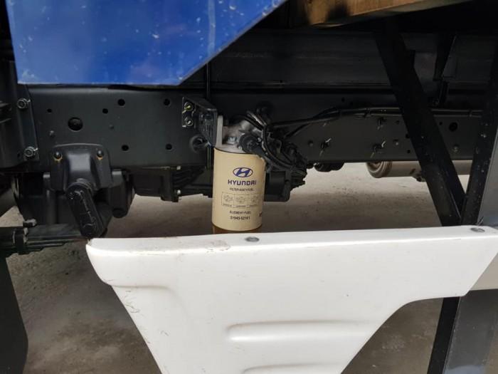 Bán xe tải mui phủ bạt Hyundai 7 tấn, thành công lắp ráp 2