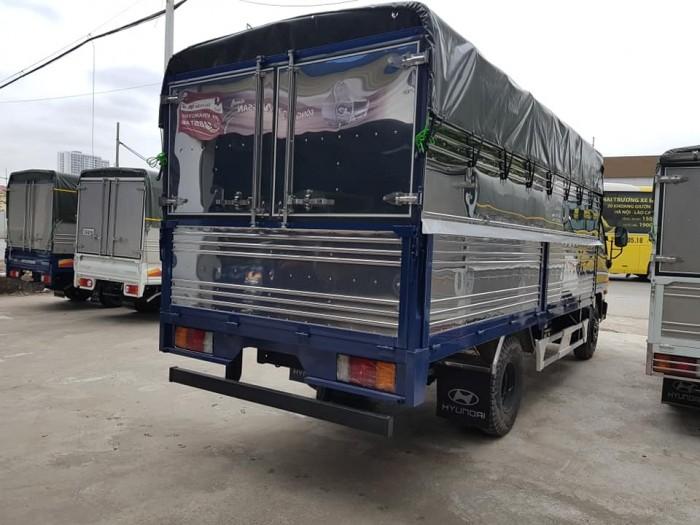 Bán xe tải mui phủ bạt Hyundai 7 tấn, thành công lắp ráp 8