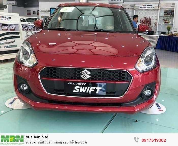 Suzuki Swift bản nâng cao hỗ trợ 80% 3