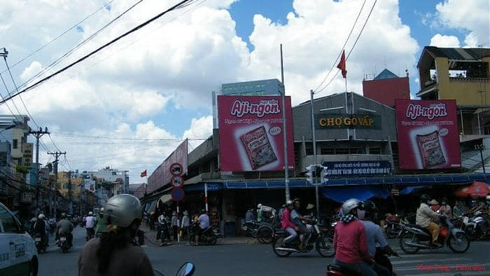 Bán Nhà Nguyễn Văn Nghi 85m2