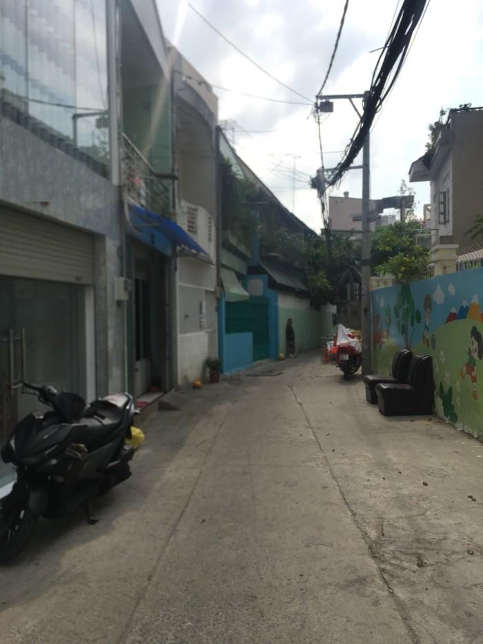 Bán gấp nhà hxh 101 Nguyễn Văn Đậu