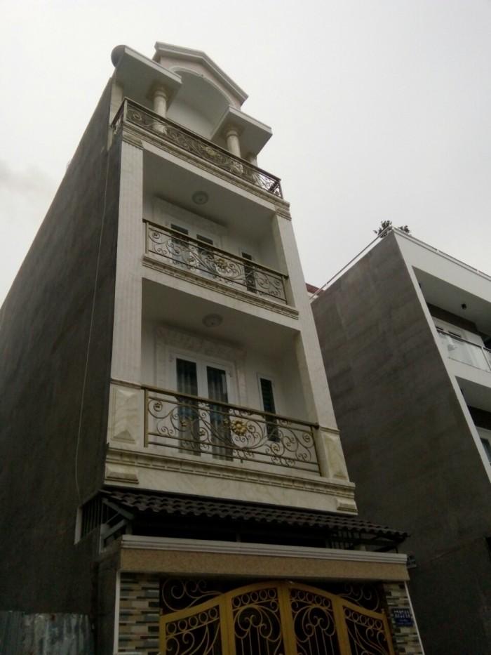 MTKD Trương Vĩnh Ký (đoạn sung nhất) 4x18, 2 lầu bán