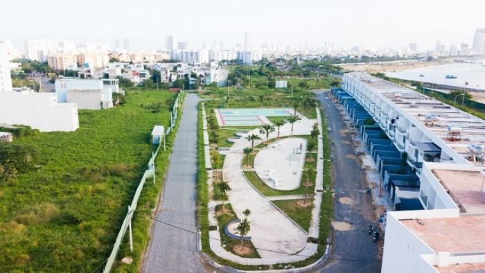 Nhà phố Marina Complex - Nhà phố 2 mặt tiền đằng cấp, duy nhất ven bờ Sông Hàn, Đà Nẵng