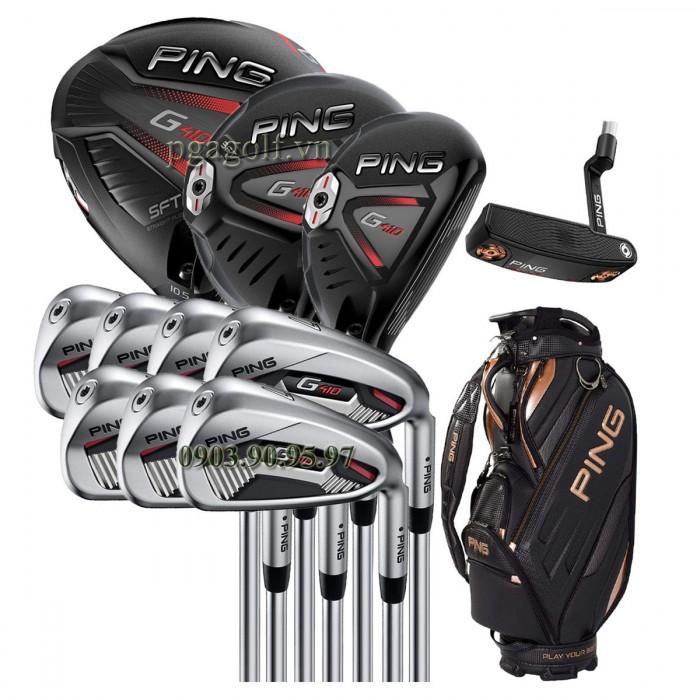 Bộ Gậy Golf Ping G4101