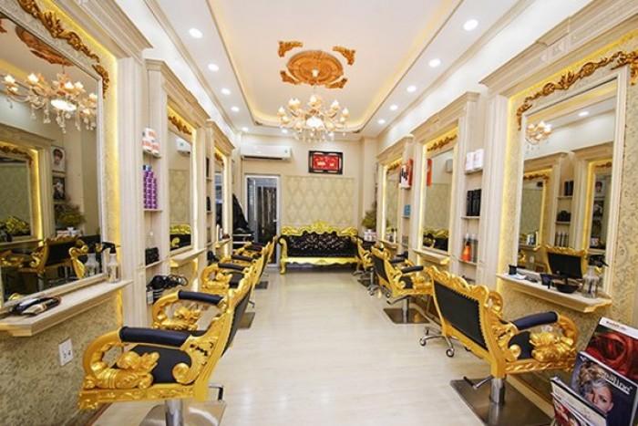 [9] Nơi bán ghế cắt tóc nữ cao cấp cổ điển hoàng gia giá rẻ
