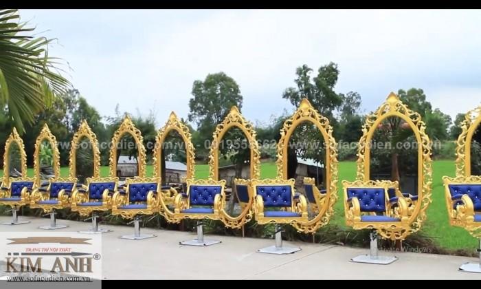 [2] Nơi bán ghế cắt tóc nữ cao cấp cổ điển hoàng gia giá rẻ