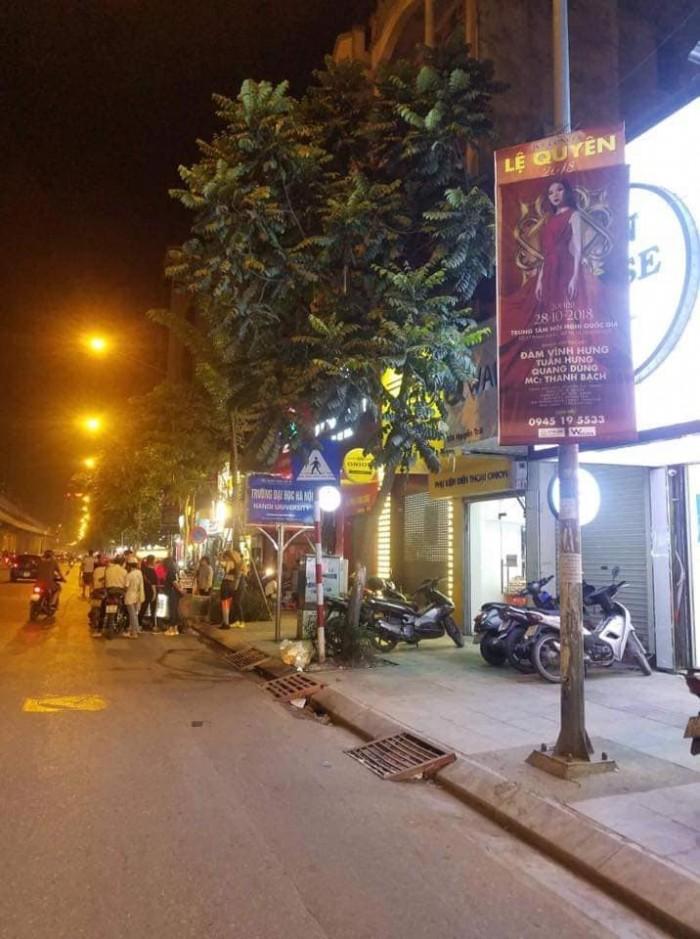 Nhà 2 mặt phố Nguyễn Trãi 99m2, mt 4m, Kinh doanh đủ mọi mặt hàng