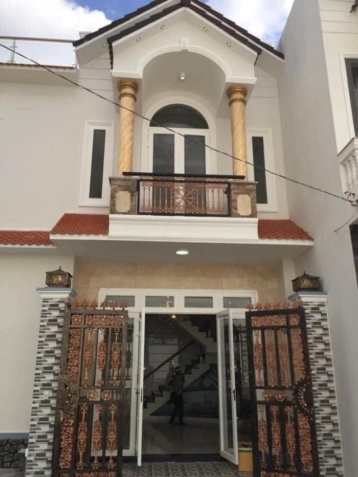 Bán Nhà 1 Trệt 1 Lầu 1 Sân Thượng Khu Dân Cư P2 Bà Bộ Đường Nguyễn Văn Linh