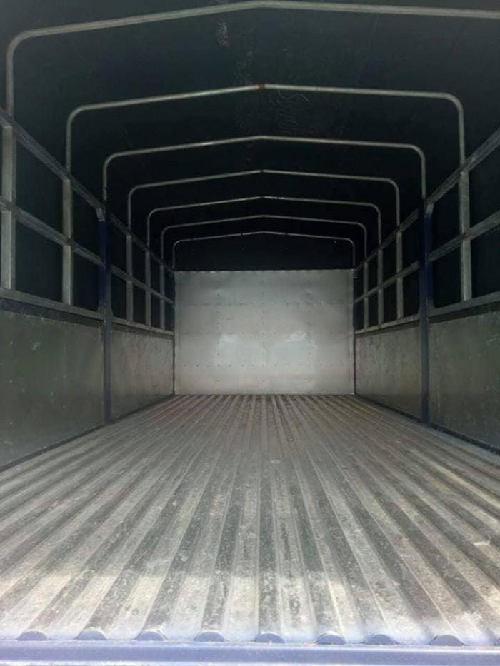 Hyundai 3.5 tấn hạ tải còn 1.9 tấn vào thành phố thoải mái 1
