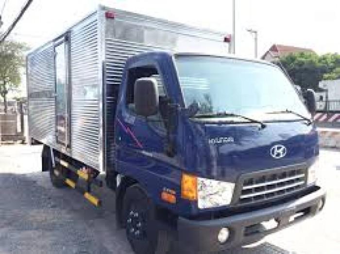 Xe Tải Hyundai 4.9 Tấn Thùng Kín - Hd88 1