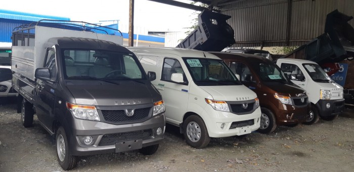 Xe tải nhẹ 990kg - kenbo trả góp chỉ từ 60 triệu
