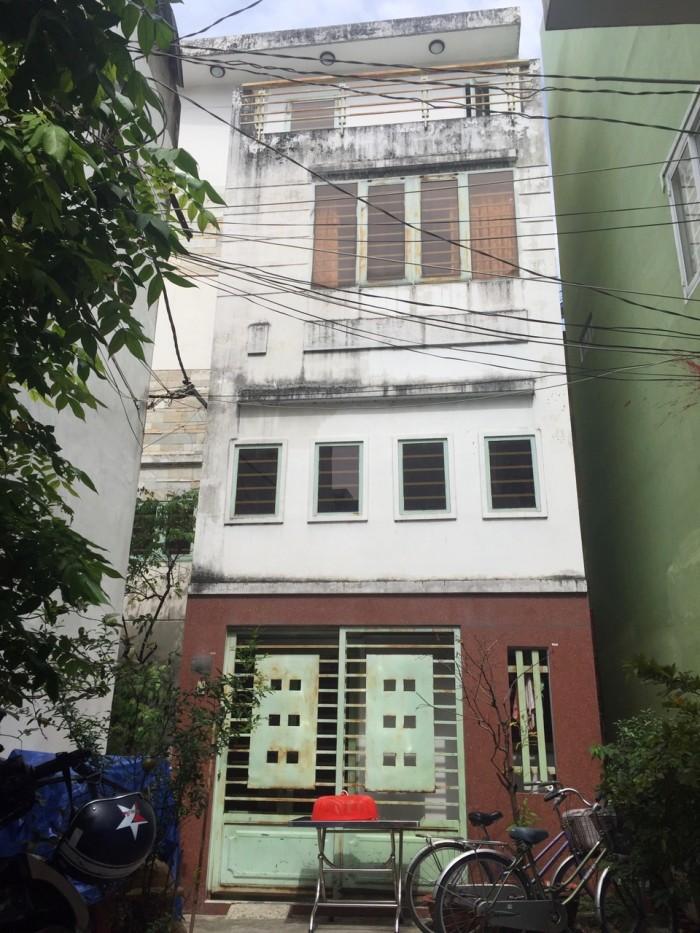 Bán nhà Phú Nhuận, hẻm 4m đường Hoàng Diệu.