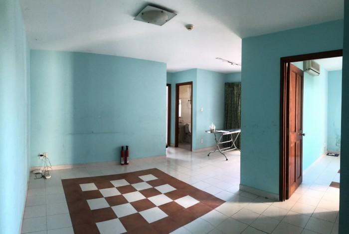 Cho thuê căn hộ Conic Đình Khiêm 86m2-3PN liền kề bến xe Q8, nhà trống ở ngay