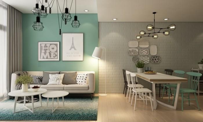 Giải pháp mua nhà cho người đang thuê trọ, căn hộ 44m2 , trả góp chỉ từ 4-7tr/tháng