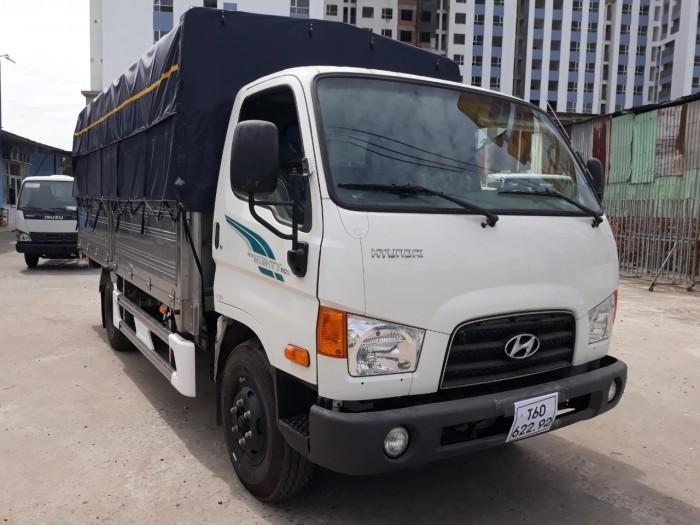 Hyundai 7 Tấn Thùng Dài 5m Trả Góp- Giá Ưu Đãi