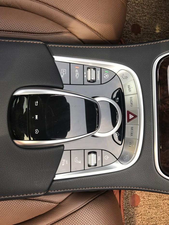 Mercedes S450 2018 đen