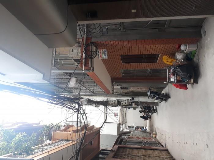 Bán nhà 4 tầng 60m Lê Trọng Tấn - Quang Trung Hà Đông ô tô đỗ