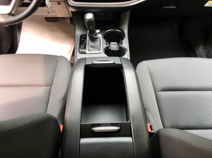 MT AUTO bán xe Toyota Highlander LE năm 2017, màu đen, nhập khẩu Mỹ 18