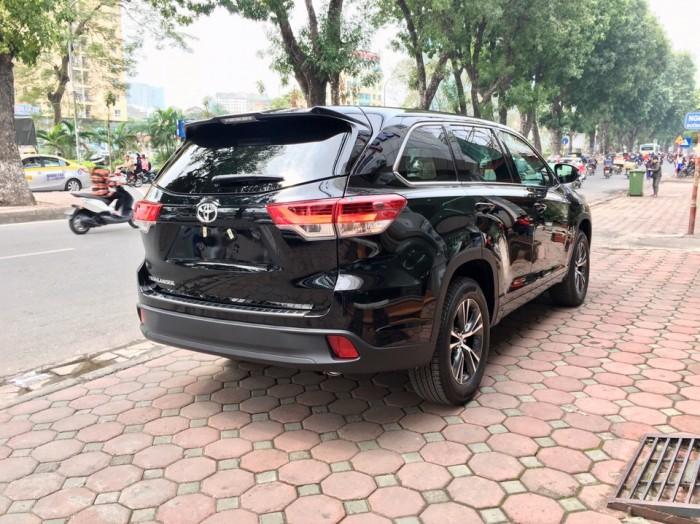 MT AUTO bán xe Toyota Highlander LE năm 2017, màu đen, nhập khẩu Mỹ 8