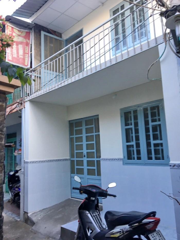 Bán nhà 1 lầu hẻm 2211 Huỳnh Tấn Phát thị trấn Nhà Bè, HCM.