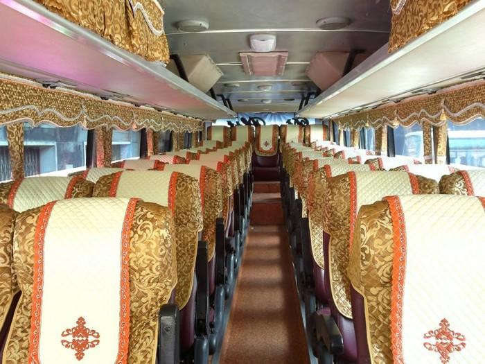 Bán Áo Bọc Ghế Xe Khách 16  chỗ, 47 chỗ, xe giường nằm 4