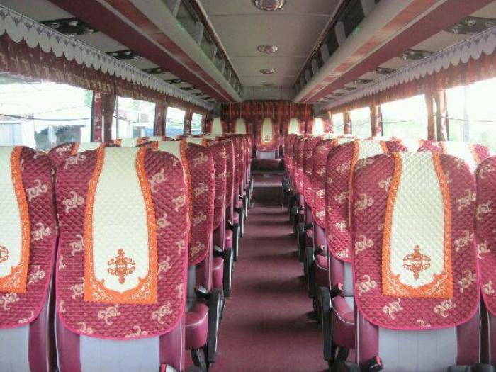 Bán Áo Bọc Ghế Xe Khách 16  chỗ, 47 chỗ, xe giường nằm 3