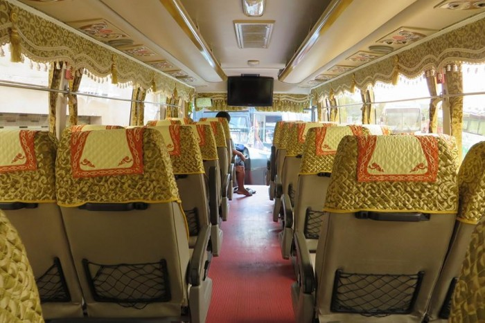 Bán Áo Bọc ghế Xe Samco, xe huimdai, xe Daewoo 16 chỗ 47 chỗ 10