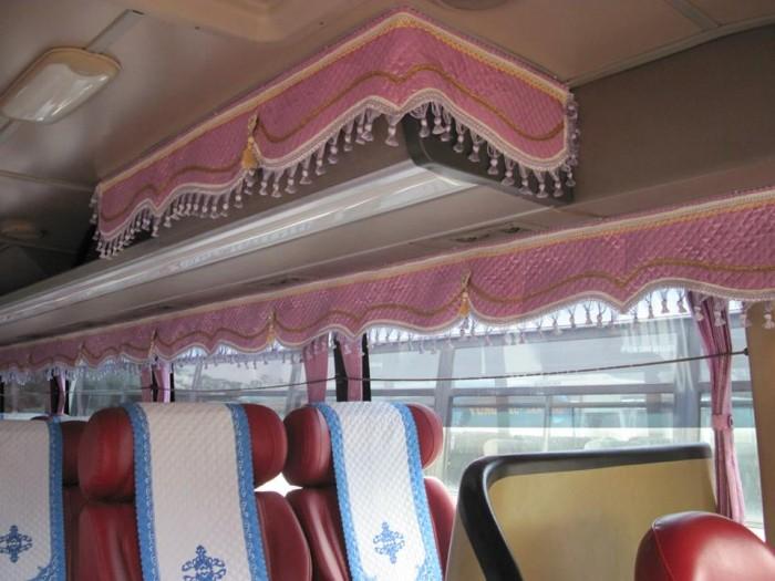 Bán Áo Bọc ghế Xe Samco, xe huimdai, xe Daewoo 16 chỗ 47 chỗ 11