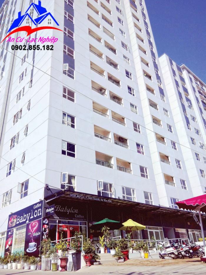 Nhà đang trống cần cho thuê gấp CHCC MB Babylon giá tốt, diện tích 50m2, 1PN, 1WC 7.5tr