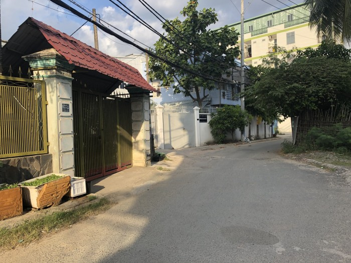 Bán gấp lô đất đường 36 Linh Đông - gần bến đò Linh Đông - KDL Bình Quới - DT 81m2 đường ô tô 5m