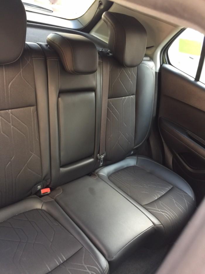 Bán xe Chevrolet Trax 2018 nhập khẩu Hàn Quốc, màu nâu, số tự động