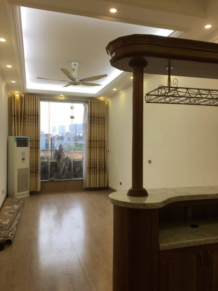 Hot! Hot! nhà mặt phố quận Ba Đình, 55m2, 5 tầng, nở hậu