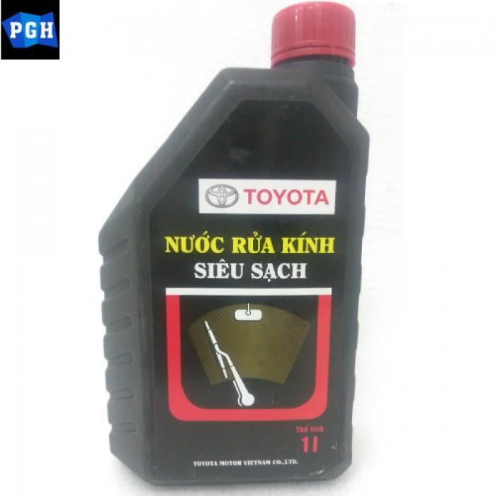 Nước Rửa Kính Xe Siêu Sạch Ô Tô Hiệu Toyota 1Lít