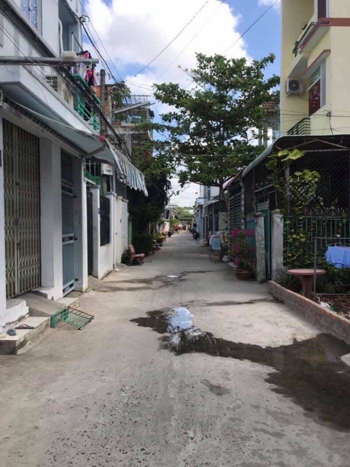 Bán Nền Hẻm 69 Võ Văn Kiệt