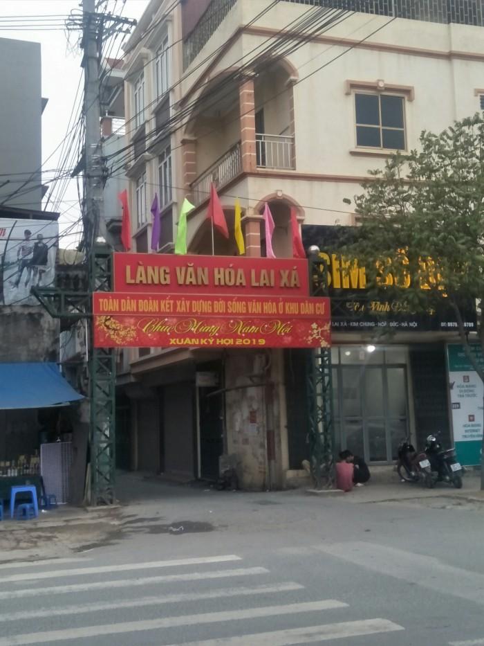 Cần Bán Ô Đất 34m2 Lai Xá, Kim Chung, Hoài Đức
