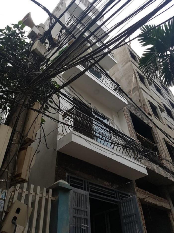 Bán nhà ngõ Triều Khúc 32m2 x 5T, MT 3.05m giá yêu thương