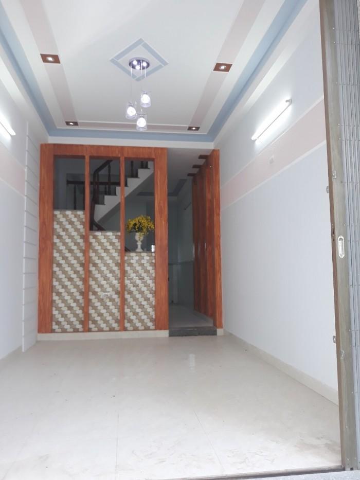 Cần bán nhà 2,5 mê hẻm rộng Tây Sơn, 82m2