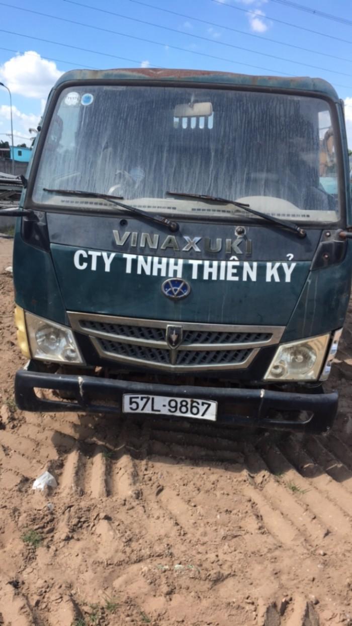 Vinaxuki Khác sản xuất năm 2009 Số tay (số sàn) Xe tải động cơ Xăng