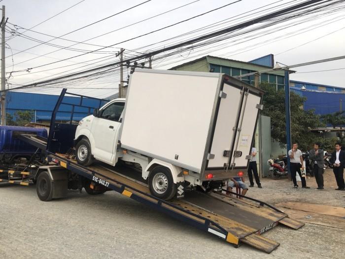 Suzuki Pro Thùng Đông Lạnh