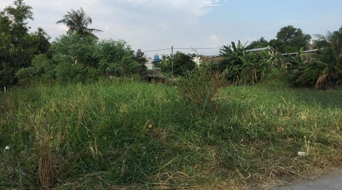 Bán Gấp đất Mặt Tiền Hương Lộ 11, Bình Chánh, lô góc 472m2