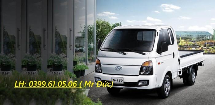 Xe tải Hyundai 1.49 tấn thùng lửng – PORTER 150 2