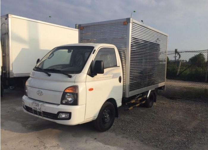 Xe tải Hyundai 1.49 tấn thùng lửng – PORTER 150 1
