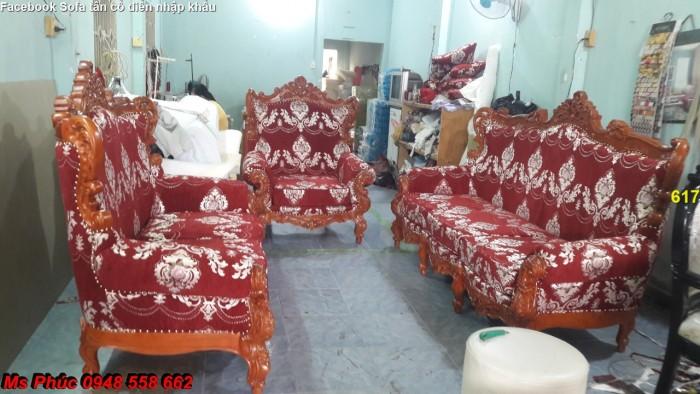 Thanh lý gấp các mẫu sofa cổ điển châu âu góc L thu hồi vốn, hàng chính hãng, chất lượng, bảo hành 4 năm27