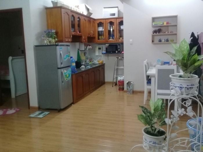Cần bán gấp căn hộ Vạn Đô Q.4, DT 50m2, 1pn, sổ hồng chính chủ.