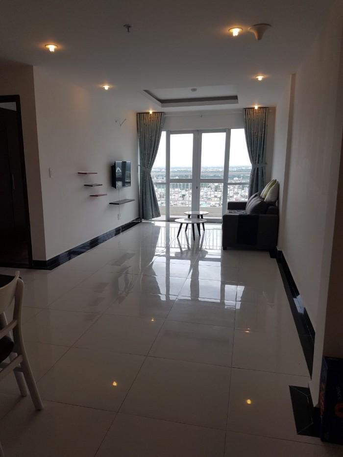 Cần bán gấp căn hộ Giai Việt Q.8, DT 110m2, 3pn, 2wc, số hồng chính chủ.