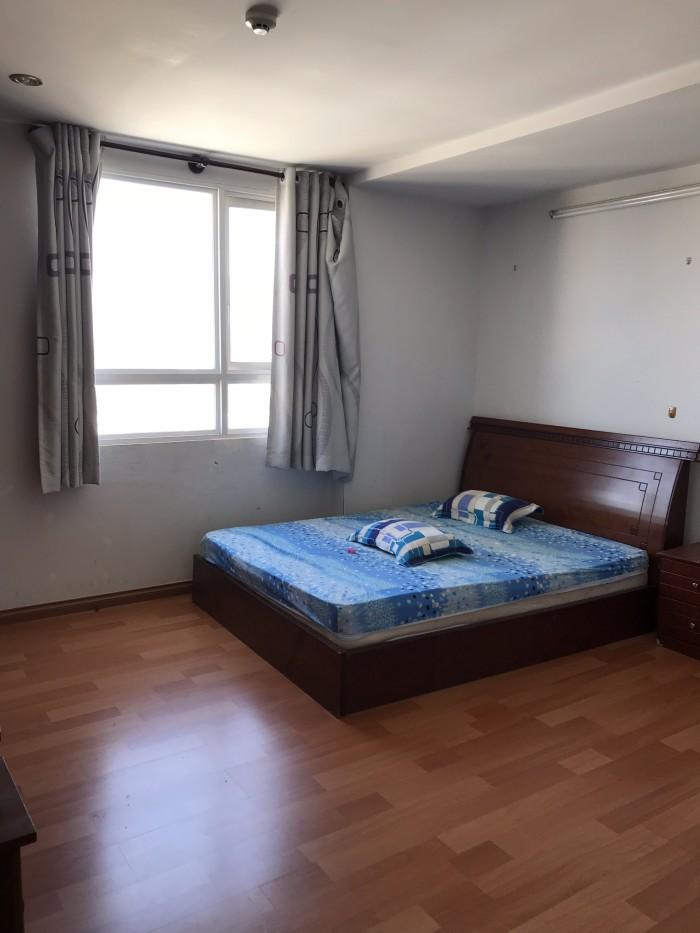 Cho thuê căn hộ BMC Quận 1, DT 96m2, 3pn, đủ nội thất.