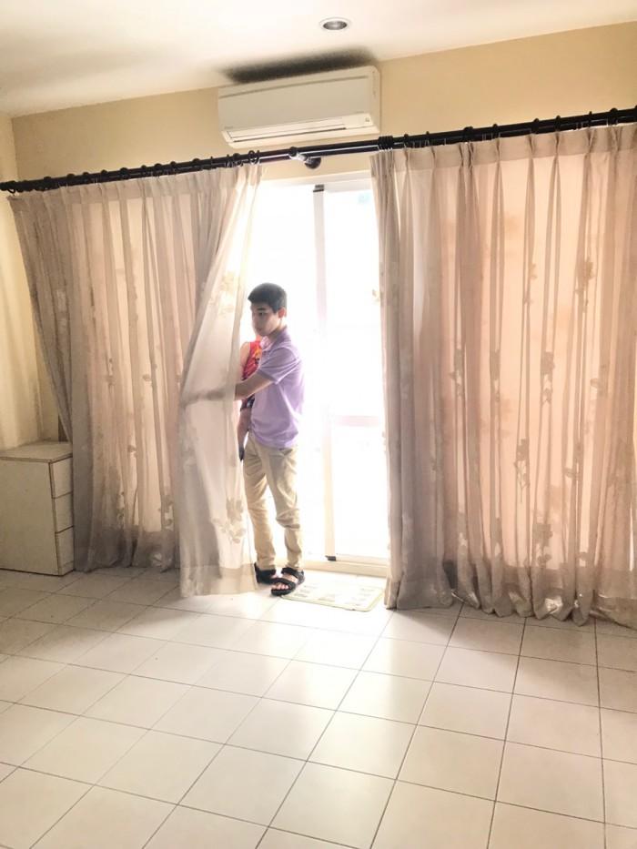 Cho thuê gấp căn hộ An Phú Q.6, DT 101m2, 2pn, nhà trống.